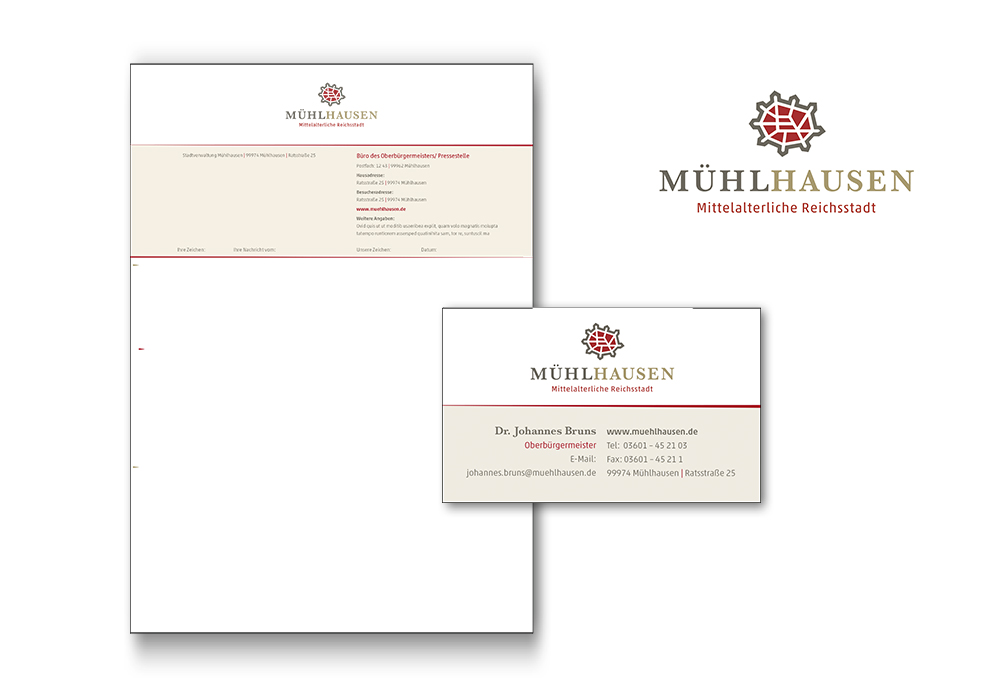 MHL Geschäftsausstattung