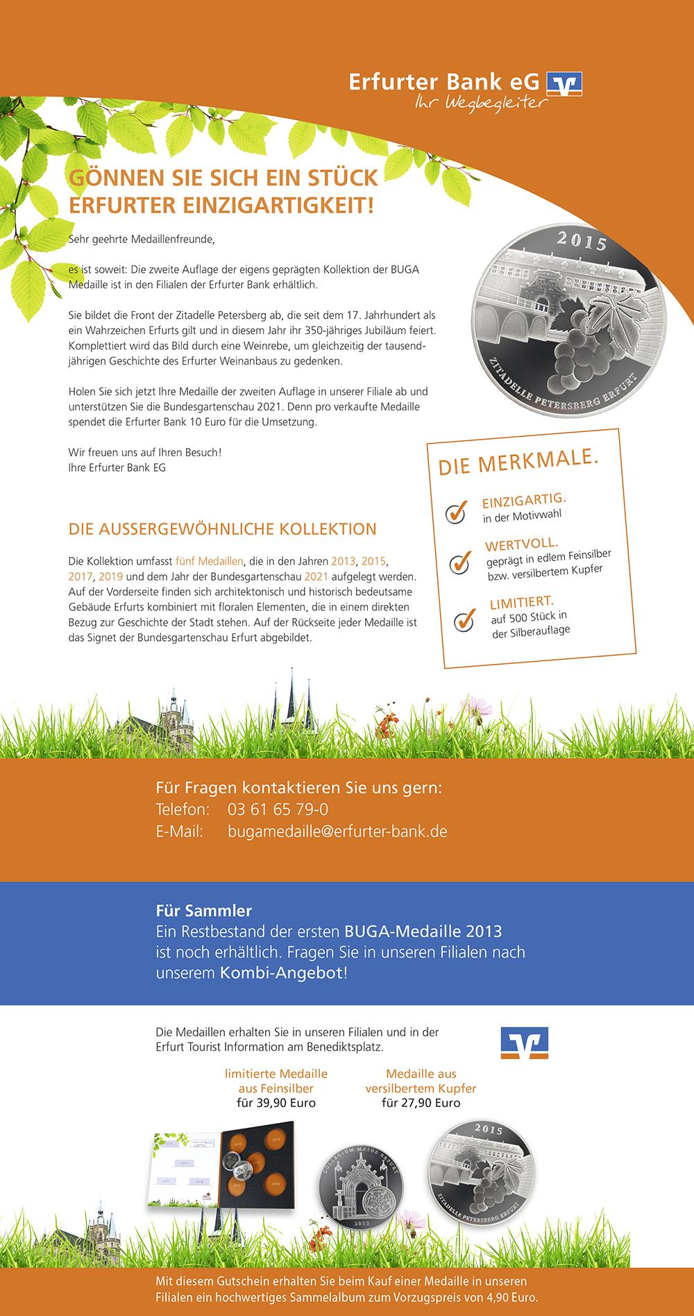 Selfmailer ErfurterBank BUGA 080615.indd